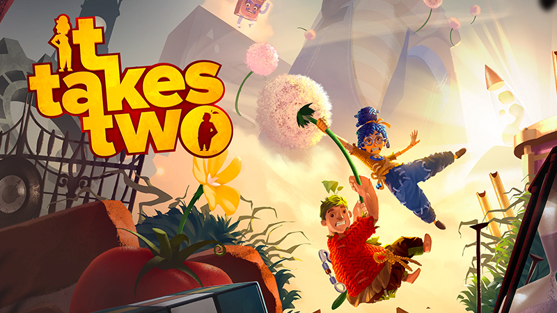 It Takes Two: O game que vai inovar o modo co-op - Banner