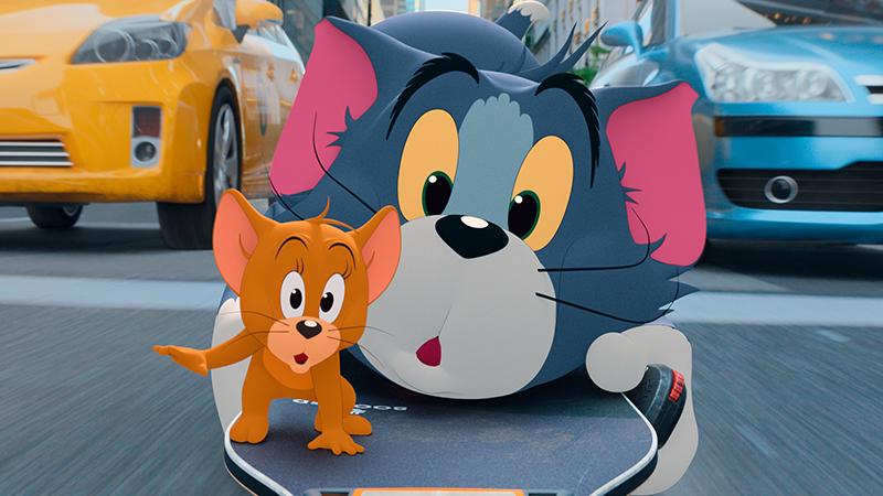 Tom & Jerry: O Filme tem lançamento antecipado!  - Banner