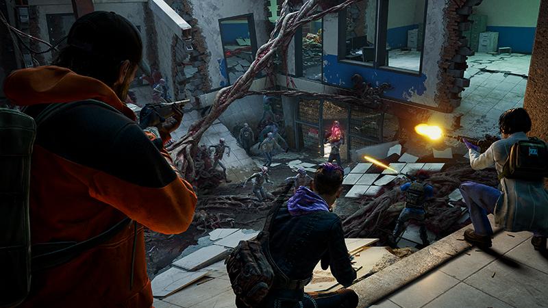 Confira o trailer do gameplay de BACK 4 BLOOD no PC! - Banner