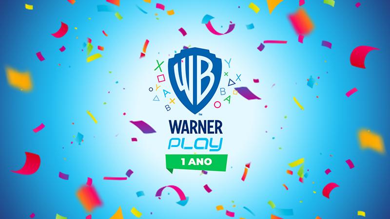 1 ano de Warner Play
