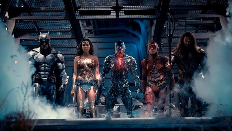 Liga da Justiça versão Snyder Cut ganha novo trailer  - Banner