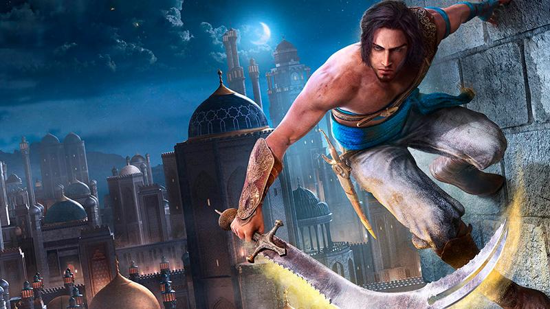 Volte no tempo com o novo trailer de Prince of Persia - Banner