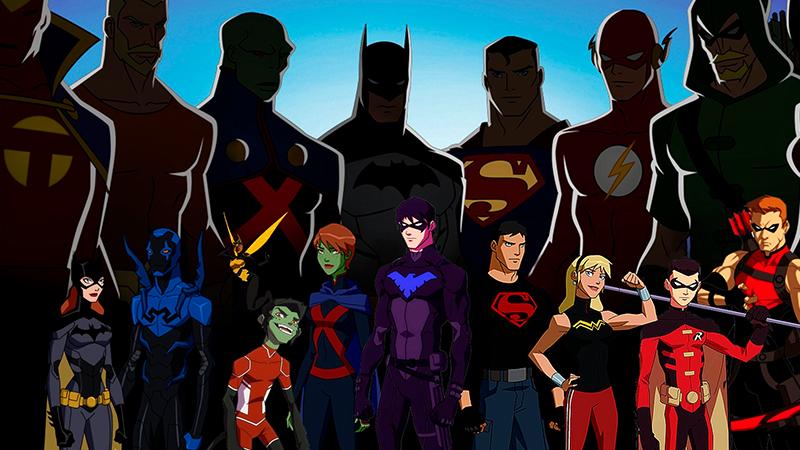 Quais são os melhores filmes animados da DC? - Banner