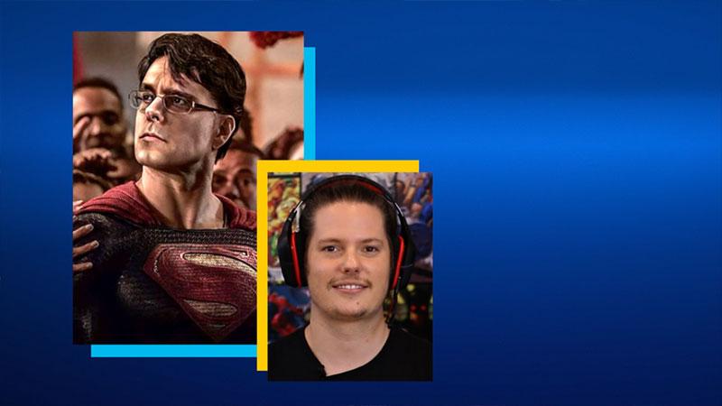 Guilherme Briggs: um bate-papo com o Superman - Banner