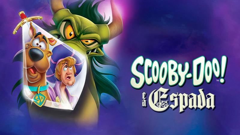Scooby está de volta com novo filme! - Banner