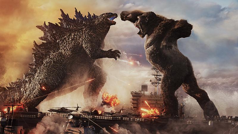 Godzilla VS Kong ganha novo trailer - Banner