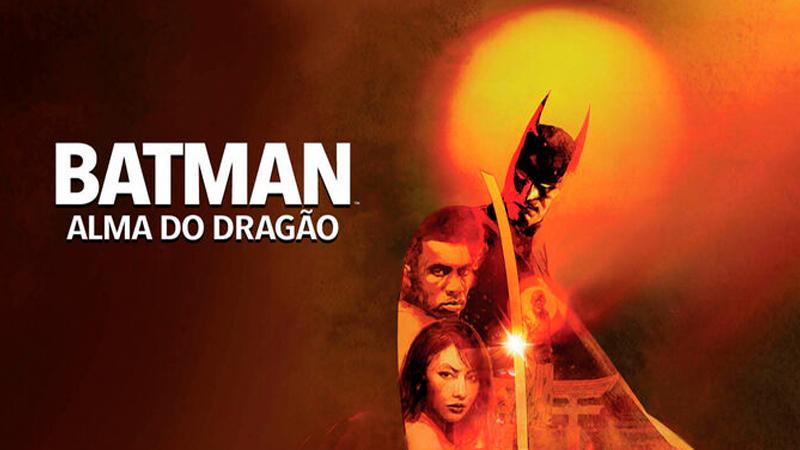 Batman volta em animação +18  - Banner