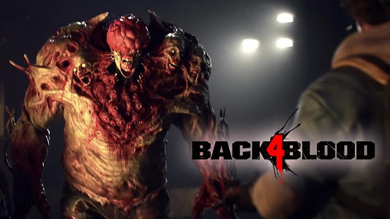 Bastidores de Back 4 Blood - Banner