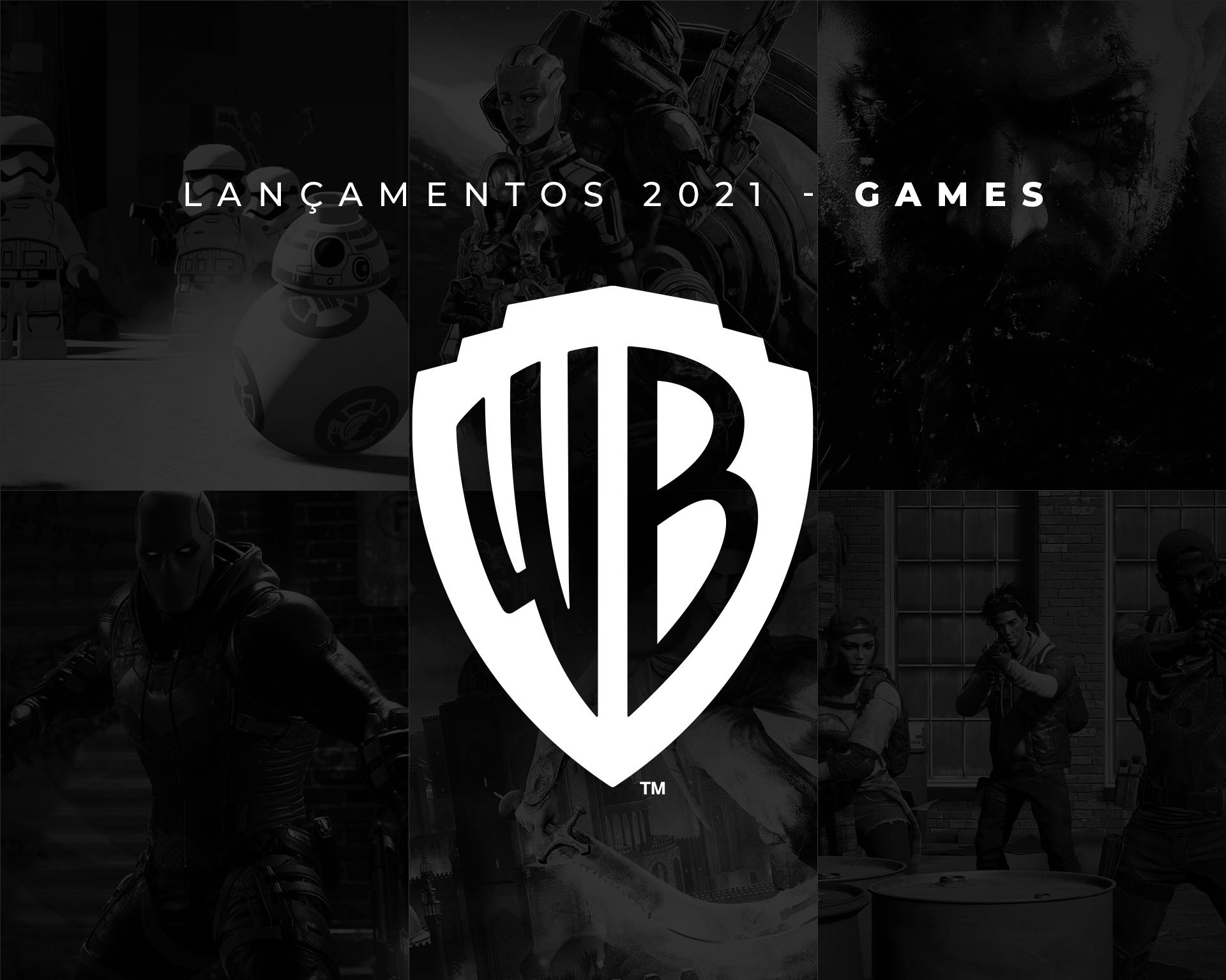 Os games que vão alegrar 2021 - Banner