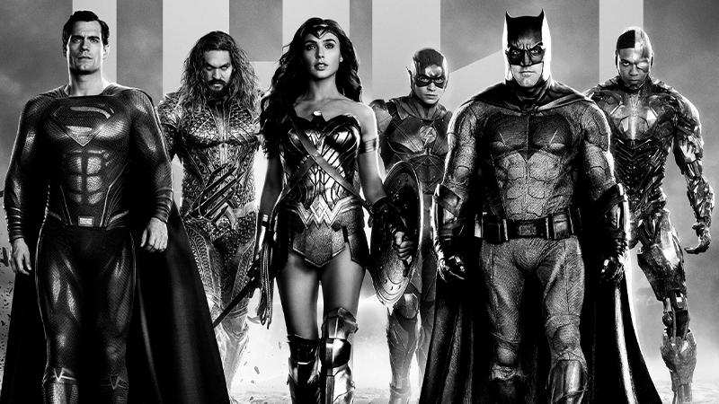 Snyder Cut ganha trailer emocionante - Banner