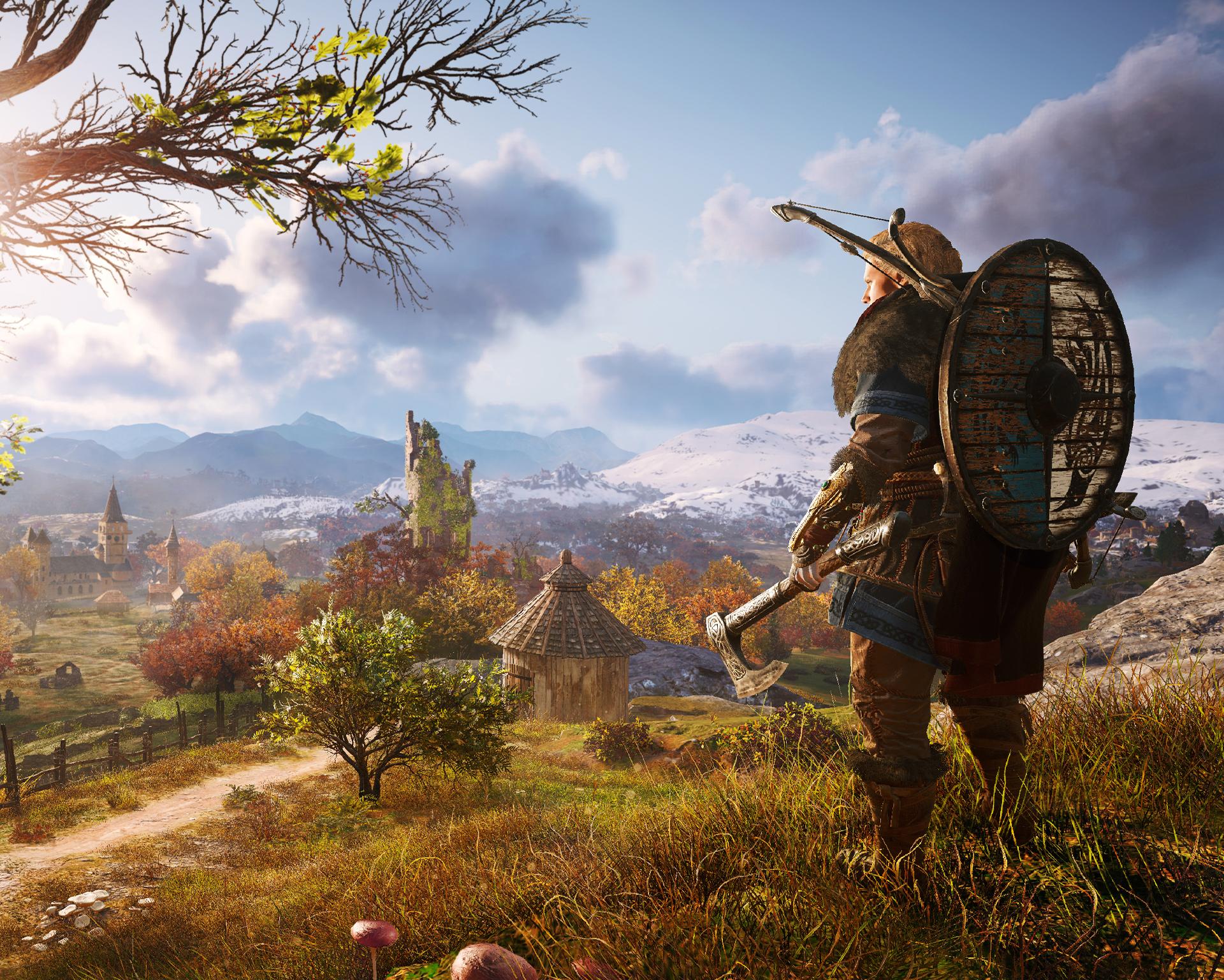 GAMEPLAY ZUEIRO #1: Assassin's Creed Valhalla - Banner